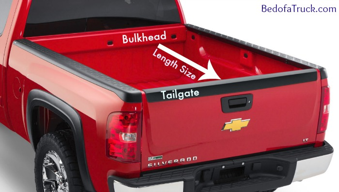 Truck Bed Sizes >> How To Measure Truck Bed Size Properly